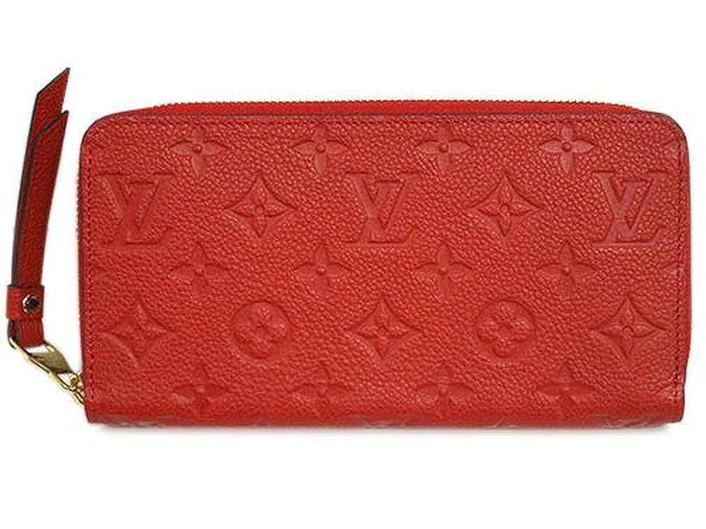 (ルイヴィトン) LOUIS VUITTON M61865 財布 ラウンドファスナー長財布 12枚カード モノグラムアンプラント ジッピーウォレット スリーズ [並行輸入品] B01M1BDGTZ
