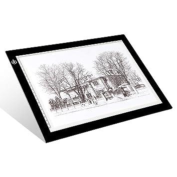 A4 Tracing Light Box Litenergy 9x12 Inch Light Pad Ultra Thin Only