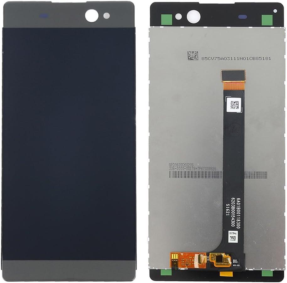 iXuan para Sony Xperia XA Ultra C6 F3211 F3212 F3213 F3215 F3216 Pantalla Táctil LCD (sin Marco)(Negro): Amazon.es: Electrónica