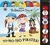 Ladybird Big Noisy Book - Skullabones Island: Yo-ho-ho Pirates!