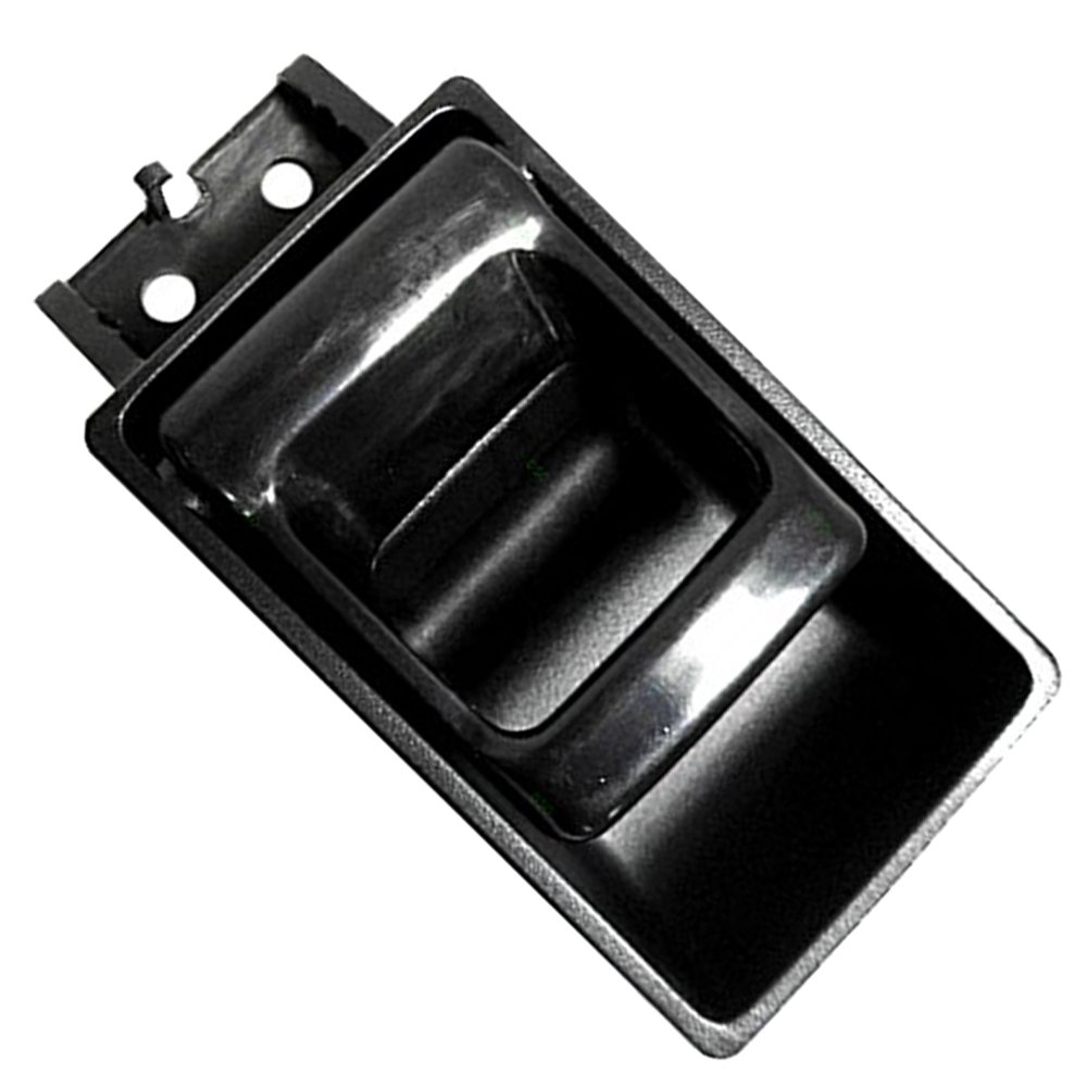 1pc SCITOO Door Handle Interior Front Rear Driver Passenger Side fit Nissan Pickup 1995-1997 Black