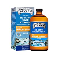 Sovereign Silver Bio-Active Silver Hydrosol for Immune Support* - 32 Fl Oz - The...