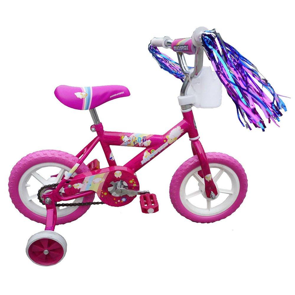 Micargi MBR Cruiser Bike, Pink, 12-Inch by Micargi B00A7T53F6