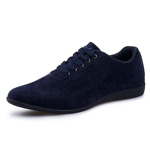 Botia Hombre Zapatillas de Lona Bajas Zapatillas de Vestir Zapatillas de Deporte: Amazon.es: Zapatos y complementos