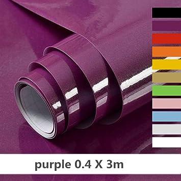 Hode Papier Adhesif Pour Meuble,Cuisine,Porte,Mur, Stickers Meuble  40cmX300cm,