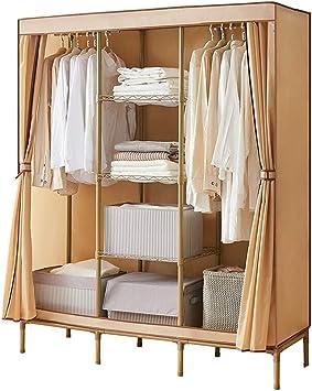 Amazon Com Littlebeauty Foldable Wardrobe Oxford Cloth Convenient