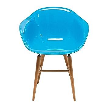 Fauteuil Design Kare BleuCuisineamp; Forum Maison m8nvN0w
