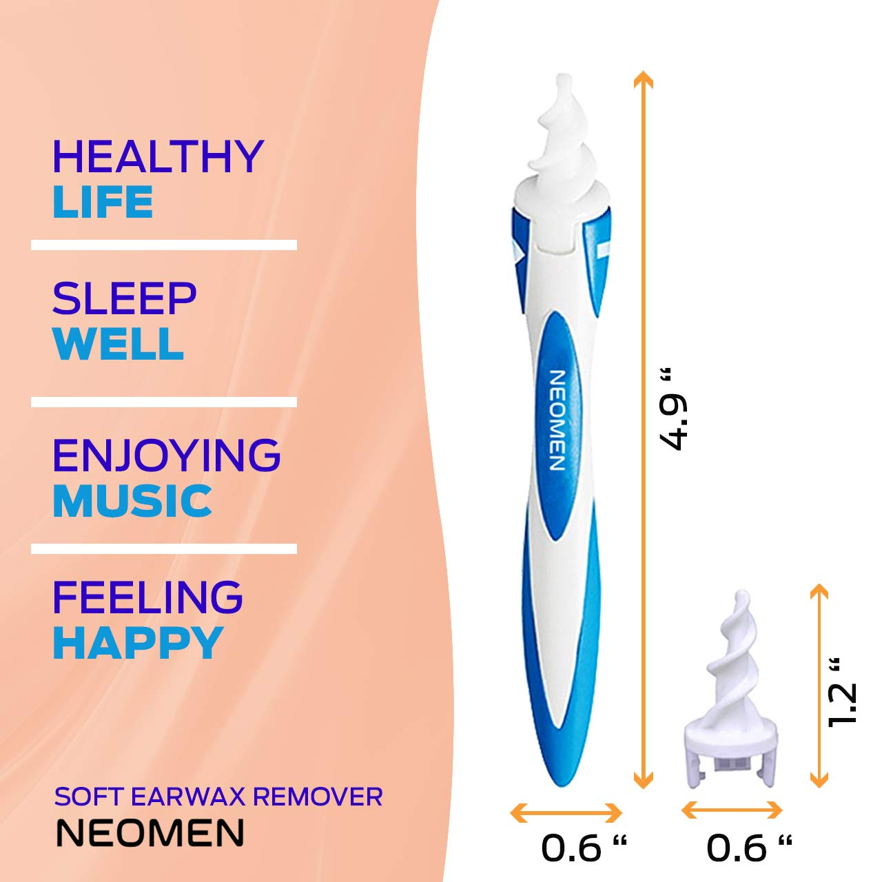 Home Appliances Liberal Portable Electric Toothbrush Oral Care Deep Cleaning Battery Power Brush 3 Heads Grade Products According To Quality