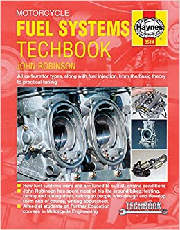 Motorcycle Fuel Systems TechBook: All carburettor types