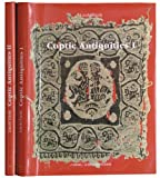 Coptic Antiquities I : Stone Sculpture, Bronze Objects; Ceramic Coffin Lids and Vessels; Terracotta Statuettes, Bone, Wood, and Glass Artefacts. (Monumenta Antiquitatis Extra Fines Hungariae Reperta, Vol. II), Torok, Laszlo, 8870628051