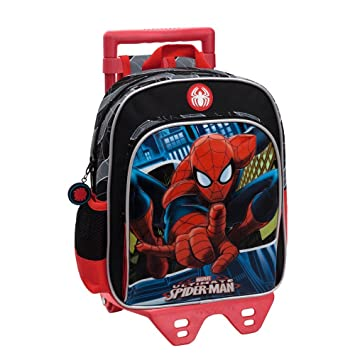 Marvel 24521M1 Spiderman Mochila Infantil, 6.44 Litros, Color Azul: Amazon.es: Equipaje