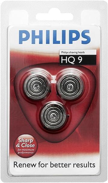 Philips HQ9/50 - Cabezales de afeitado: Amazon.es: Salud y cuidado ...
