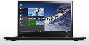 "Lenovo ThinkPad T460s Business Performance Windows 10 Pro Laptop - Intel Core i7-6600U, 8GB RAM, 256GB SSD, 14"" IPS FHD (1920x1080) Matte Display, Fingerprint Reader, Backlit Keyboard, AC WiFi"
