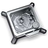 EKWB EK-Velocity CPU Waterblock, RGB, Intel CPU, Nickel/Plexi