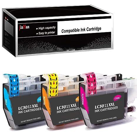 Amazon.com: JinHan - Cartuchos de tinta compatibles con ...