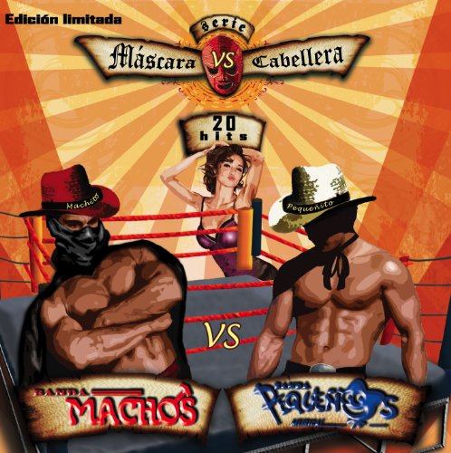 Various artists Stream or buy for $7.99 · Banda Pequeños vs. Banda Macho.