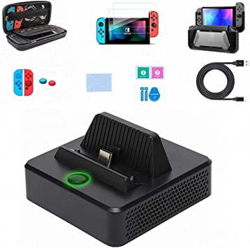 Kit de Accesorios de Interruptor, VOKOO Switch Dock, Funda de ...