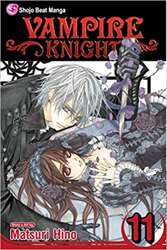 Vampire Knight Vol 11 11 Hino Matsuri 9781421537900 Amazon Com Books