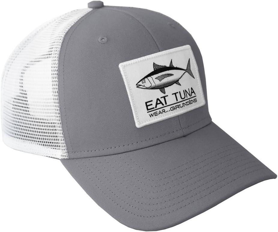 Grundens Eat Tuna Trucker Hat