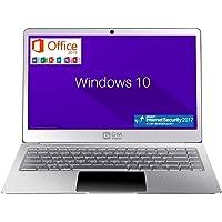 GLM 超軽量 薄型 PC ノートパソコン 日本語キーボート Microsoft Office 2019 / Windows 10 / Celeron J3160 / 14.1 インチ / SSD 256GB /メモリ8GB / WIFI / USB3.0 / HDMI / WEBカメラ / FullHD /日本語キーボート