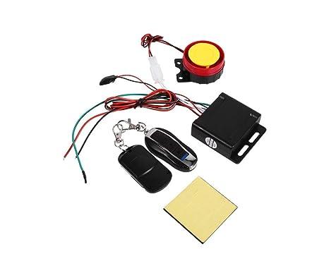 Alarma moto Galaxy 2 -1229: Amazon.es: Coche y moto