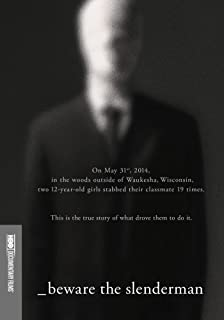 Book Cover: Beware the Slenderman