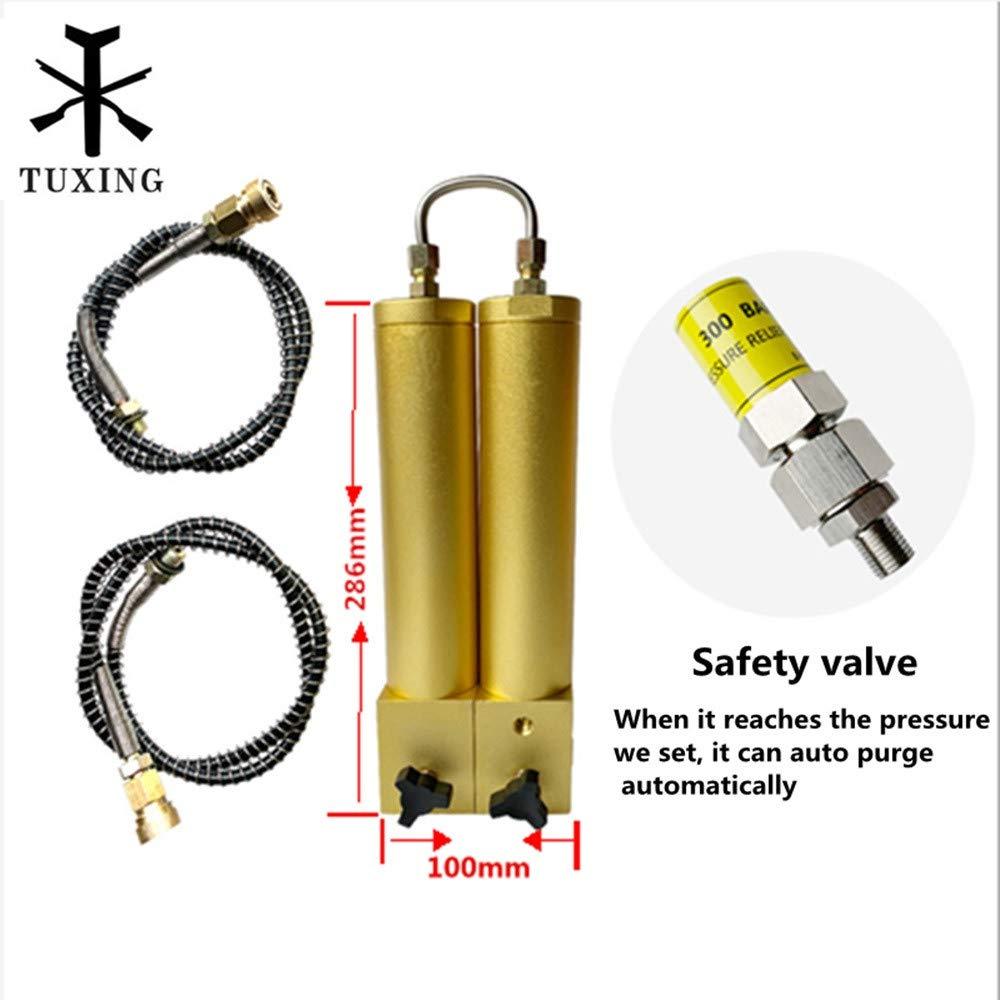 Tauchkompressor Filter PCP Kompressor Filter Feuchtigkeit Absorb Filter Luftreinigungsfilter 256mm*100mm General version safety valve