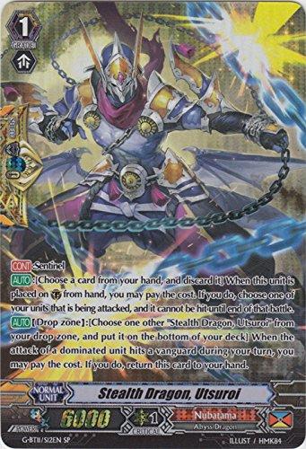 - Stealth Dragon, Utsuroi - G-BT11/S12EN - SP - G Booster Set 11: Demonic Advent