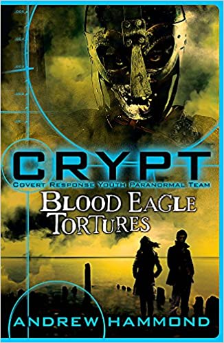 Book Crypt 4: Blood Eagle Tortures