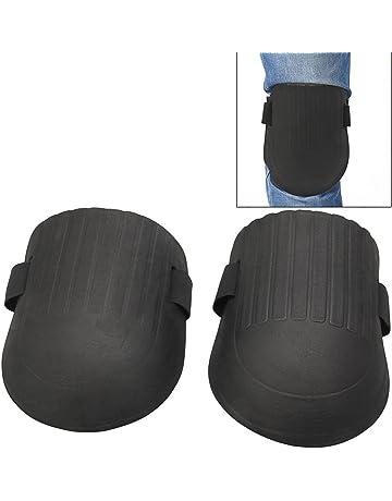 Kalttoy 1 par de rodilleras flexibles de espuma suave, protectoras, para trabajos deportivos,