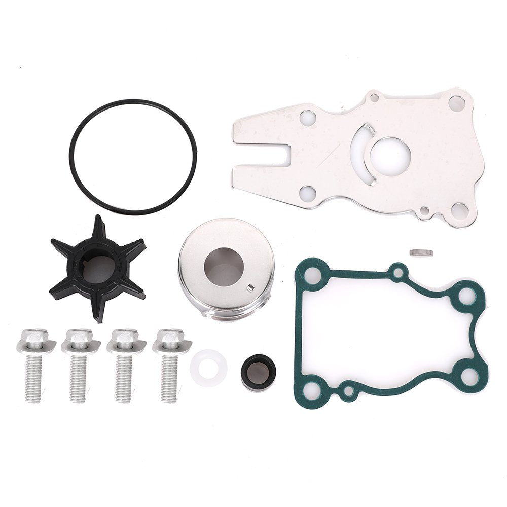 Yikesai Water Pump Repair Kit 63D-W0078-01-00 for Yamaha F40 F50 F60 Outboard