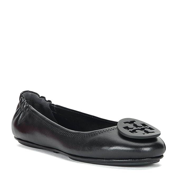 Tory Burch Damen Minnie Travel Geschlossene Ballerinas: Amazon.de: Schuhe &  Handtaschen