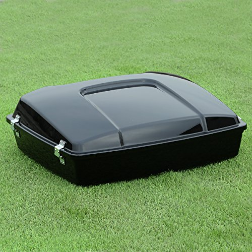"""XMT-MOTO 5.5"""" Razor Tour Pak Pack Trunk W/Latch Key for sale  Delivered anywhere in USA"""