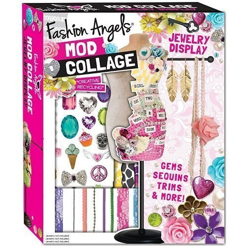 Fashion Angels Mod Collage Jewelry Stand ()