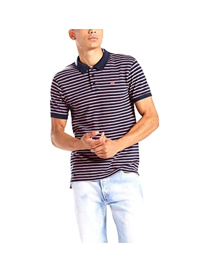 Levis Polo Standard Hm Good Hombre L Multicolor: Amazon.es: Ropa ...