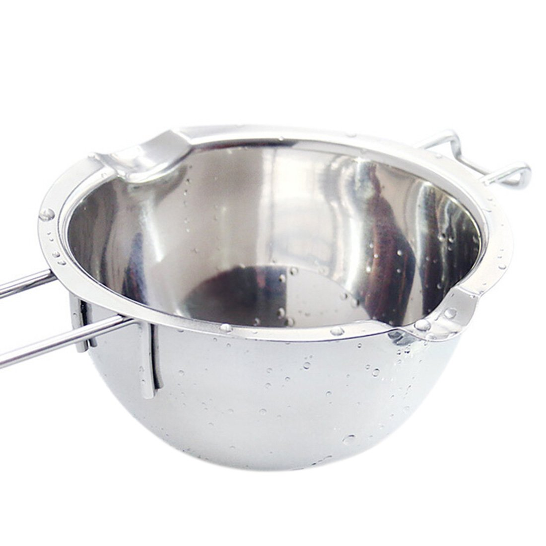 Beautylife77 Stainless Steel Melting Pot Baking Boiler Pan Baking Tools