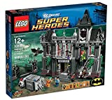 Lego Batman™ Arkham Asylum Breakout , Set 10937, Pieces:1619