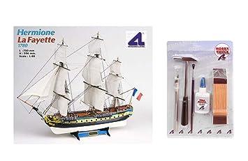 Artesania Latina 22517N. Maqueta de barco en madera ...