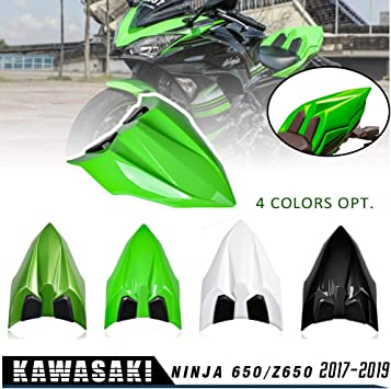 Cubiertas traseras Asiento Montar Cubierta For Kawasaki Ninja ZX10R 2008-2010 Verde