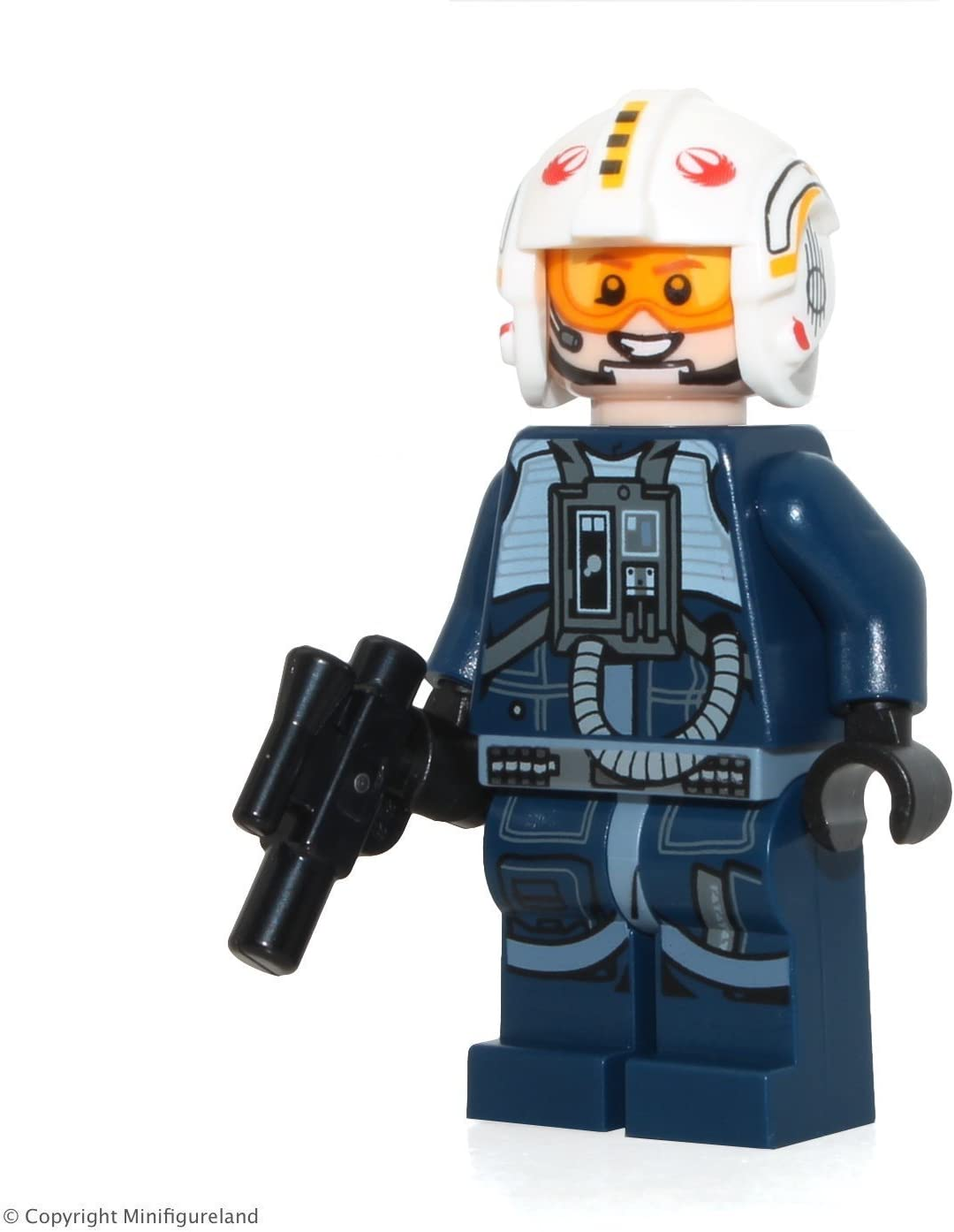 LEGO Star Wars: Rogue One MiniFigure - Y-wing Pilot (with Blaster)