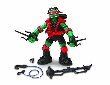 Tortugas Ninja - Figura de acción de sigilo Raphael [importado]