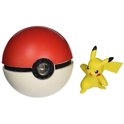 Pokémon Lights And Sounds Poké Ball: Toys & Games