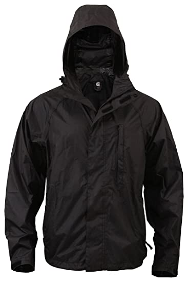 Amazon.com: Rothco Packable Rain Jacket: Sports & Outdoors