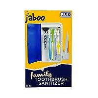 Jaboo Toothbrush Sanitizer UV Wall Mounted