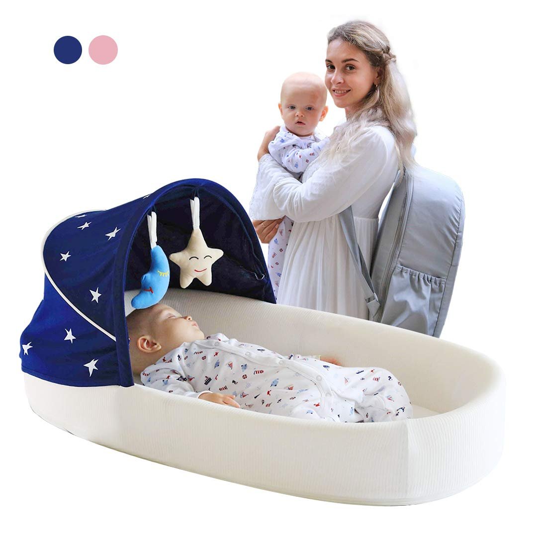 Top 10 Best Baby Lounger Pillow (2020 Reviews & Buying Guide) 6