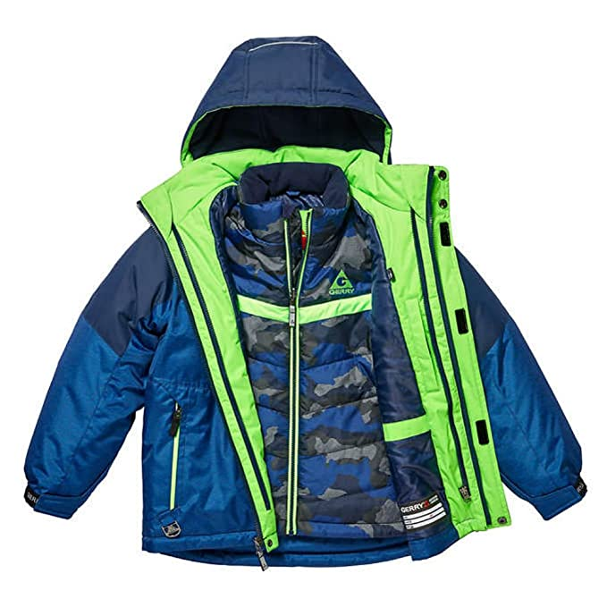 9527ff4b15d7 Gerry Boys  3-in-1 Systems Jacket