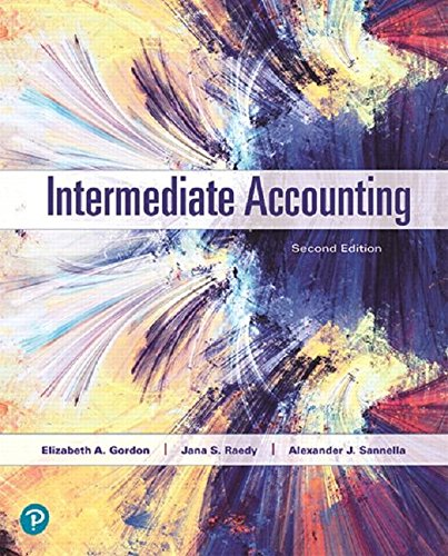 Intermediate Accounting Plus MyLab Accounting with Pearson eText -- Access Card Package (2nd Edition)