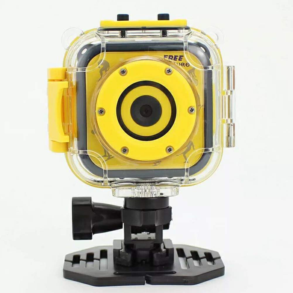 RONSHIN Kids Camera, Children Kids Camera Waterproof Action Camera 1080P Video Camcorder for Boys and Girls by RONSHIN