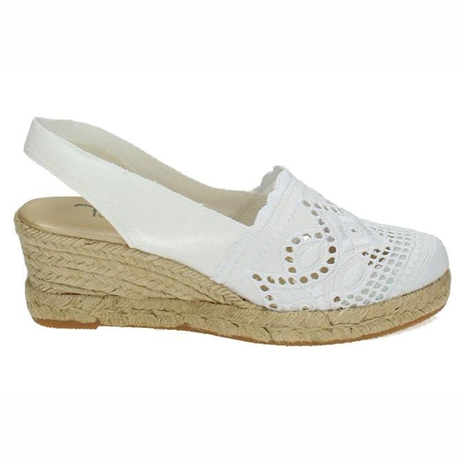 TORRES PELOTARIBANDA1 PELOTARI Banda 1 Mujer Alpargatas: Amazon.es: Zapatos y complementos