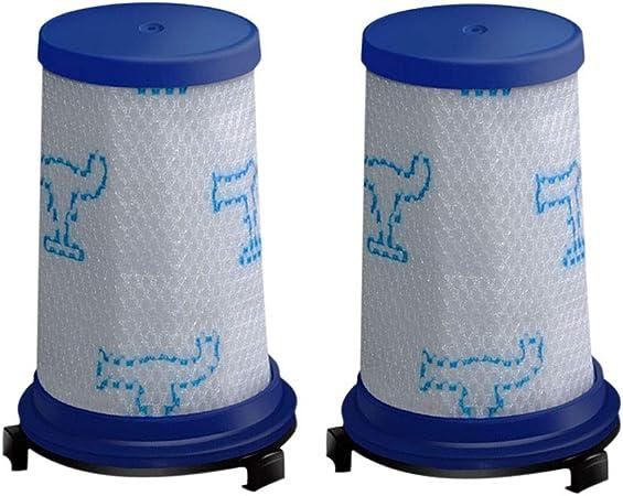 Rediboom 2 Piezas Repuesto Filtro para Rowenta Air Force 360 Aspirador, Compatible con ZR009001 Filtro: Amazon.es: Hogar